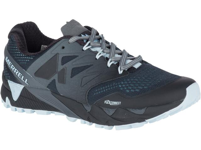 Merrell Agility Peak Flex 2 E-Mesh Shoes Women Black
